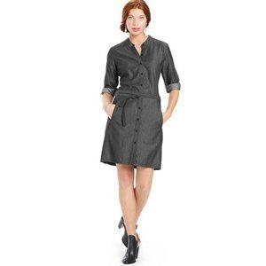 NAU Women's Organic Cotton & Tencel Chambray Dress